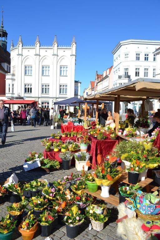 Ostermarkt Greifswald