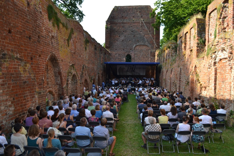 Eldenaer Jazz Evenings 2015 - Konzertraum