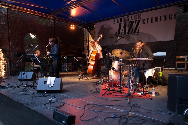 Eldenaer Jazz Evenings 2015 - Lotus Eaters (c) lensescape.org - P. Schröder