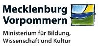 Logo des Ministeriums für Bildung, Wissenschaft und Kultur Mecklenburg-Vorpommern