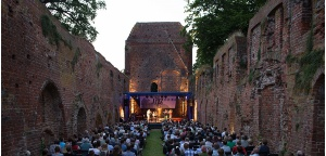 die Jazz Evenings in der Klosterruine